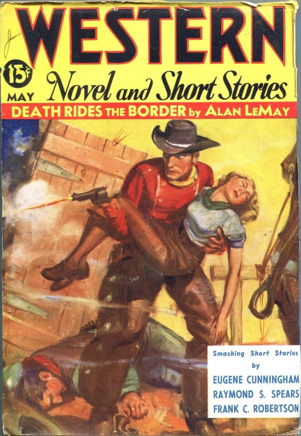 Western Novels And Short Stories May 1936