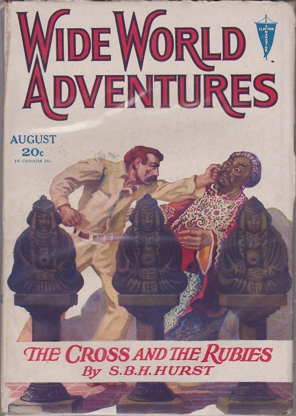 Wide World Adventures (Danger Trail) August 1929