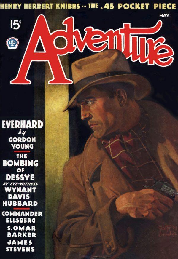 Adventure May 1936