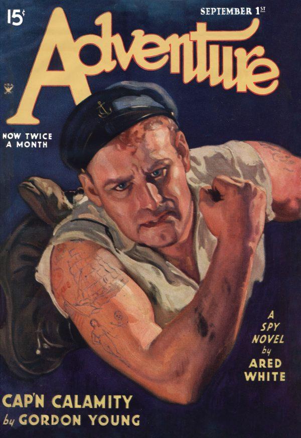 Adventure September 1, 1934