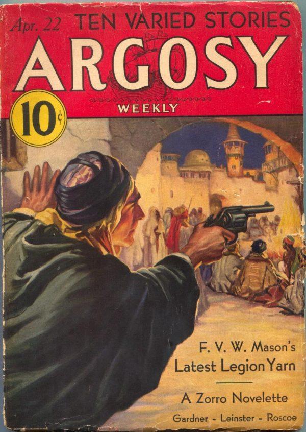 Argosy April 22 1933