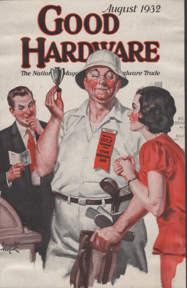 August 1932 Good Hardware