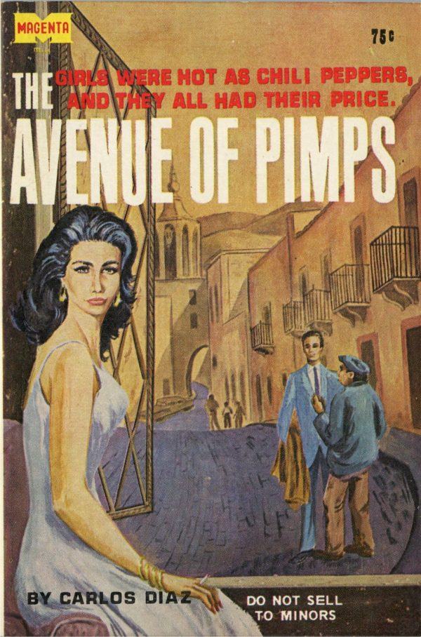 Avenue of Pimps 1965