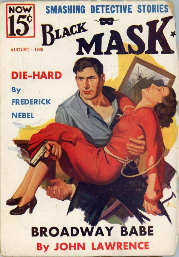 BLACK MASK. August, 1935