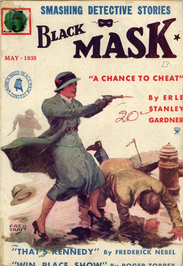 BLACK MASK. May, 1935