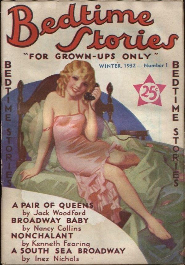 Bedtime Stories Winter 1932