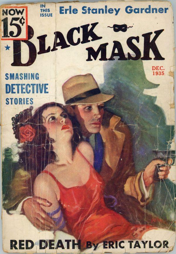 Black Mask December 1935