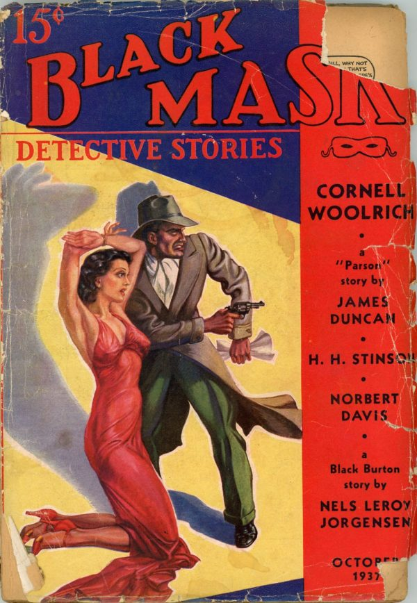 Black Mask October 1937