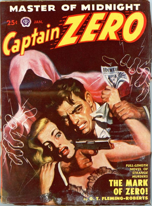 CAPTAIN ZERO No.2 January, 1950