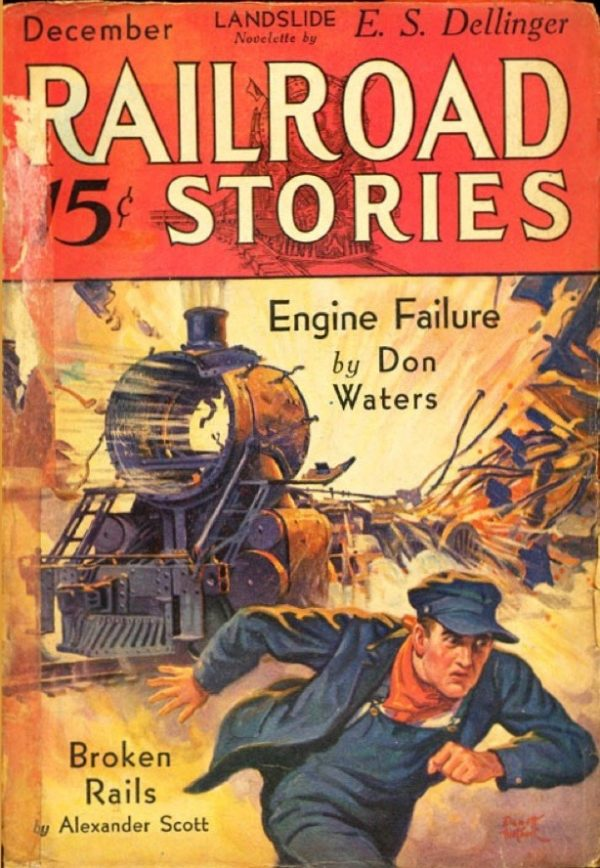 December 1932 Railroad Stories