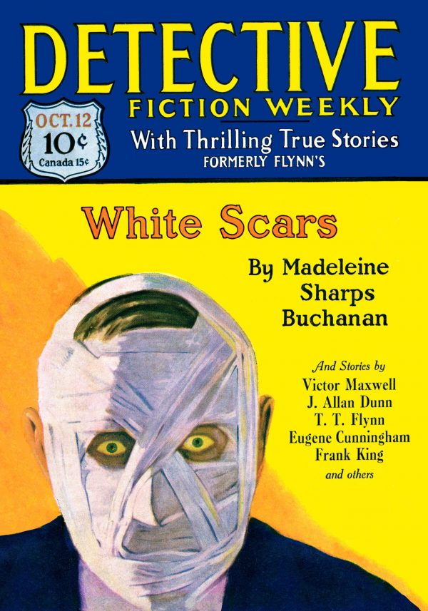 Detective Fiction Weekly October 12, 1929