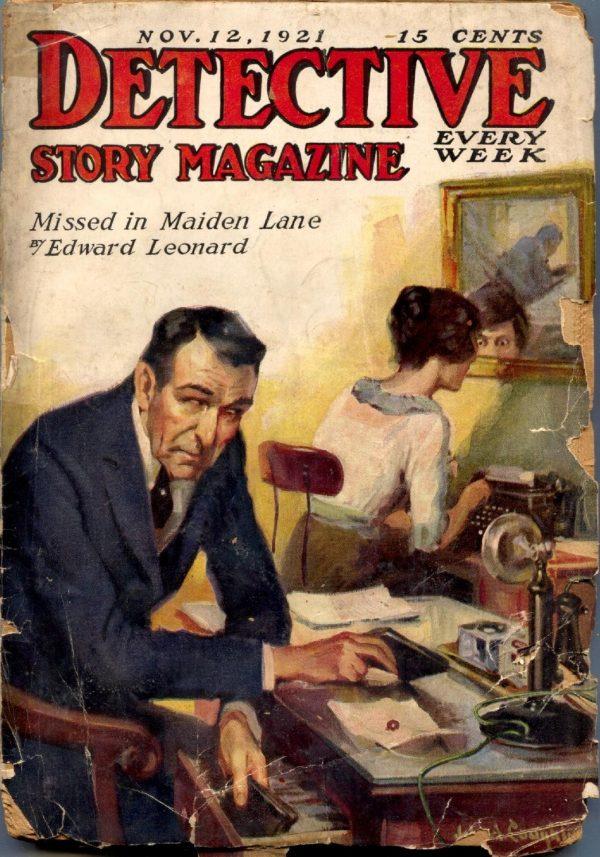 Detective Story November 12 1921