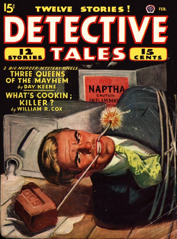 Detective Tales February 1946