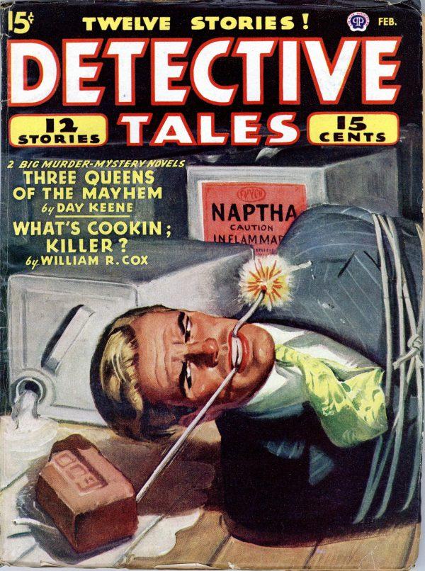Detective Tales Magazine February 1946
