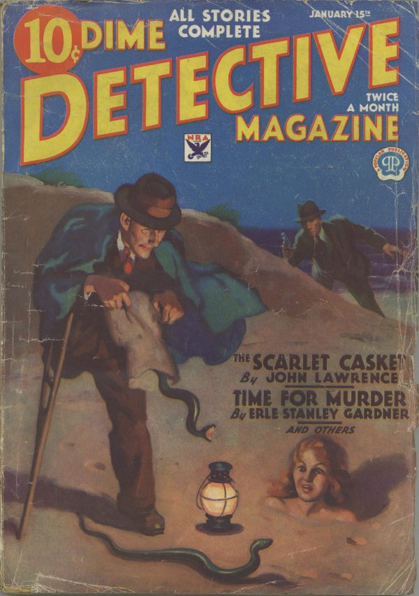 Dime Detective January 15th 1934