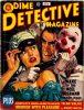 Dime Detective Magazine (UK) #4, May 1952 thumbnail