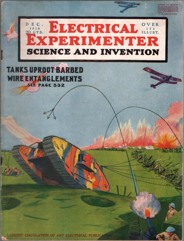 Electrical Experimenter December 1918