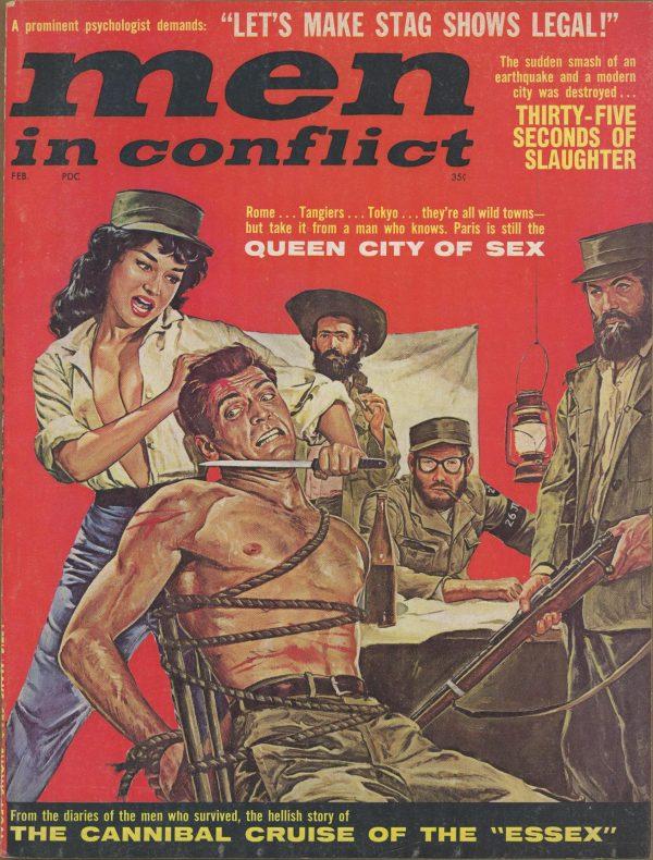 February, 1962 Men in Conflict