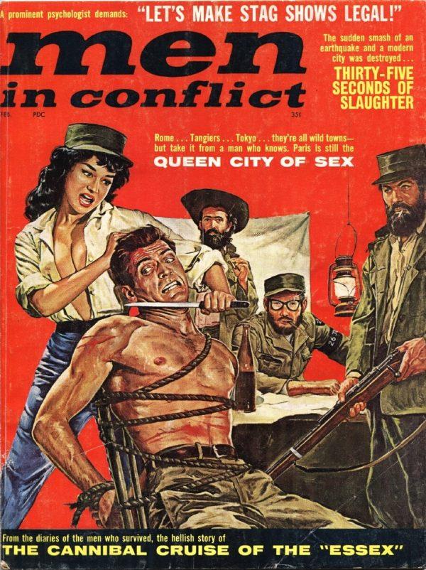 Men In Conflict February 1962