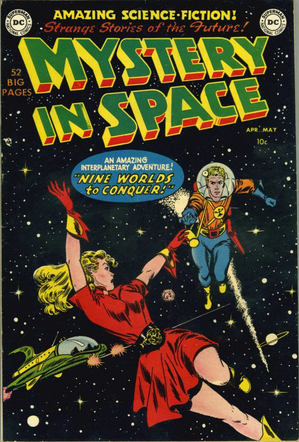 Mystery in Space #1 (DC, 1951)