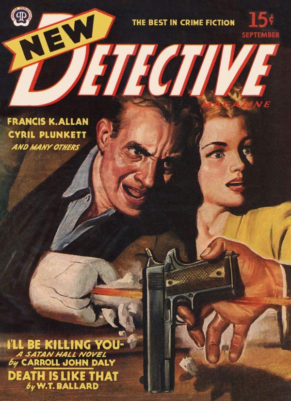 New Detective September 1945