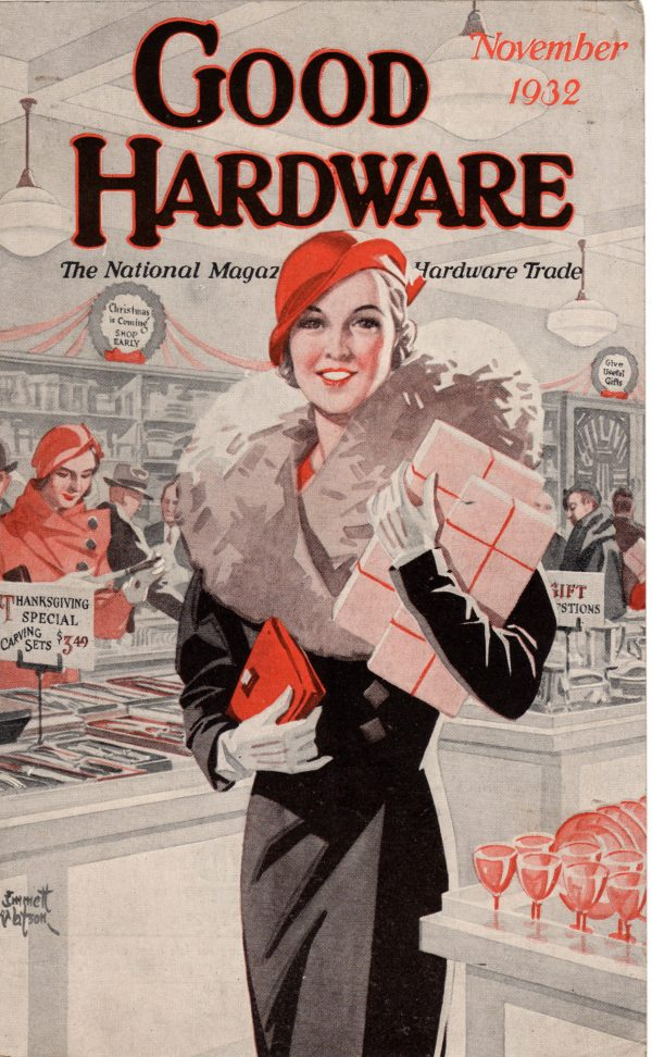 November 1932 Good Hardware