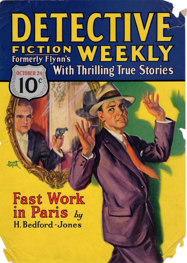 October 24, 1931 Detective Fiction