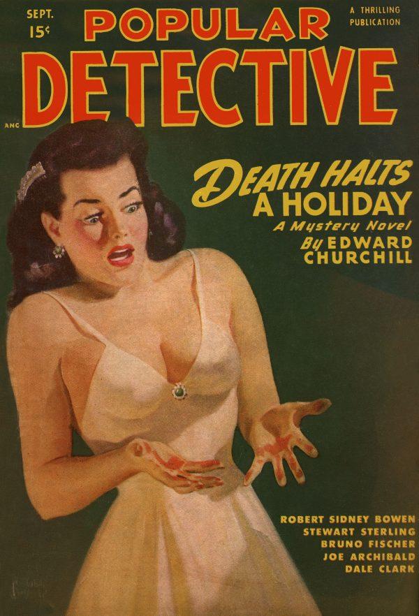 Popular Detective September 1948