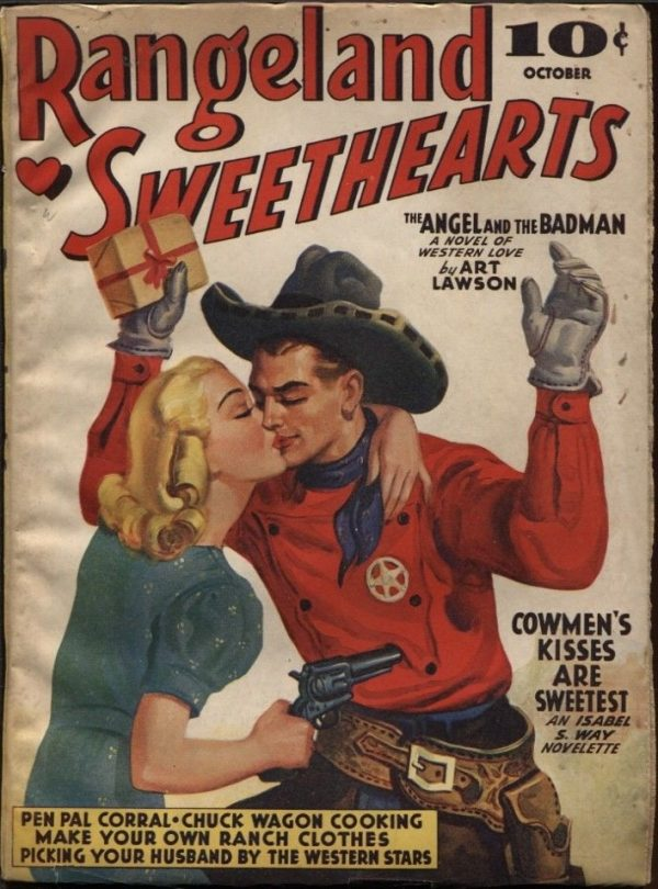 Rangeland Sweethearts October 1940 #1