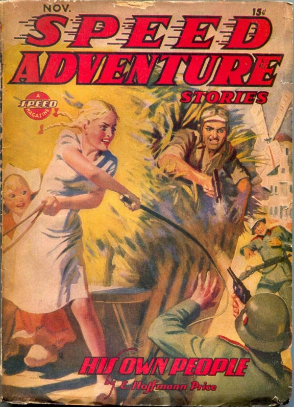 Speed Adventure November 1944