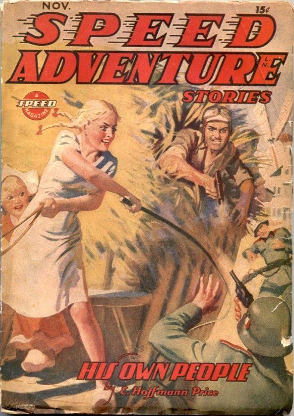 Speed Adventure Stories November 1944
