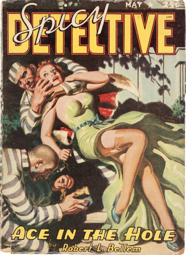 Spicy Detective - May 1942