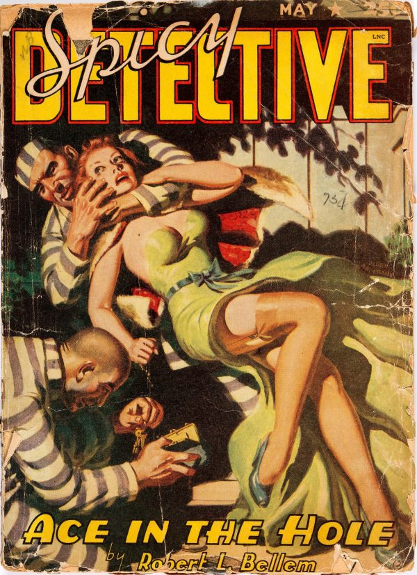 Spicy Detective Stories - May 1942