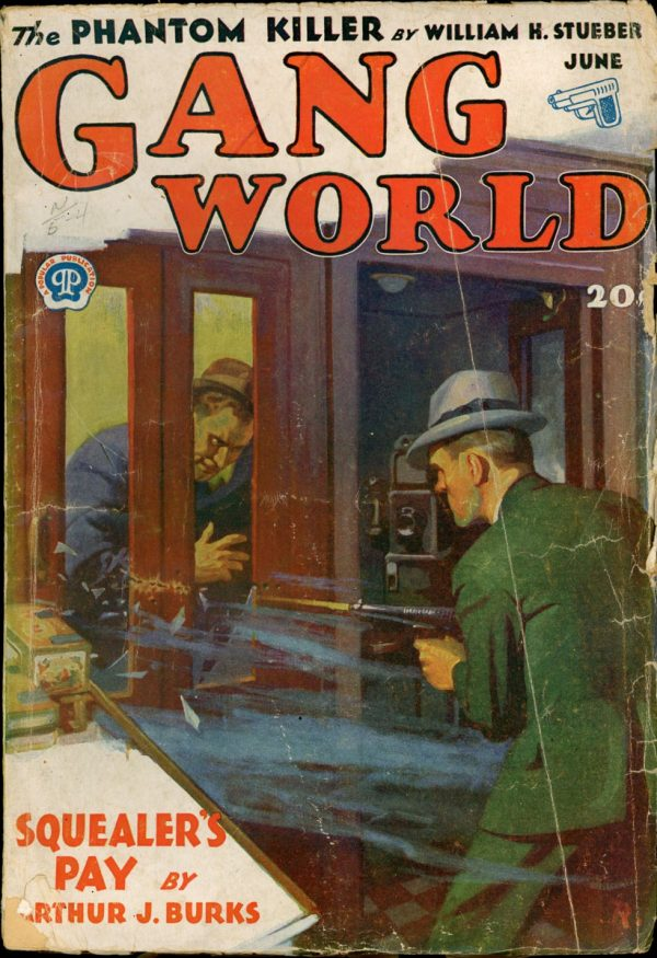 THE GANG WORLD. June, 1932
