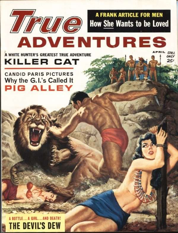 True Adventures April 1962