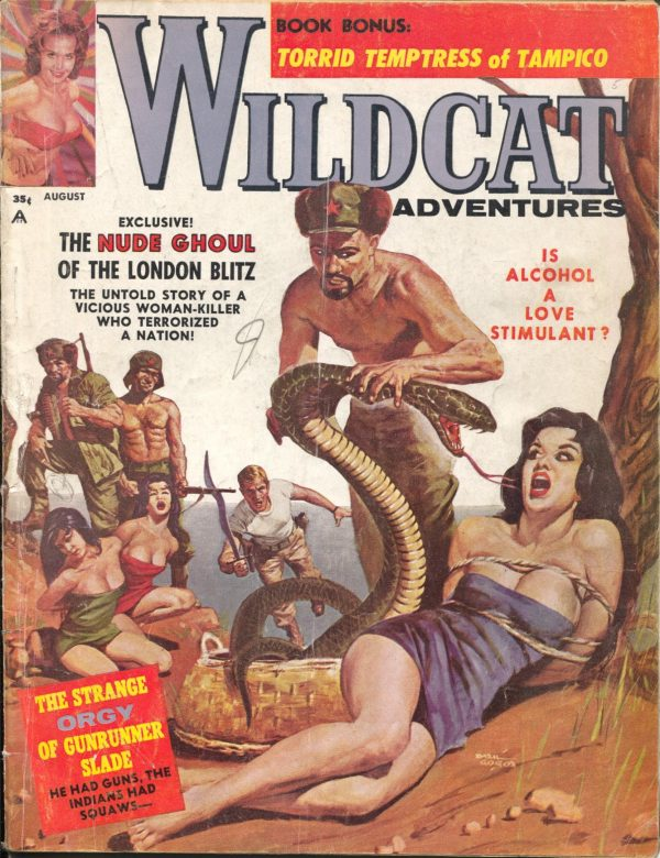 Wildcat Adventures August 1961