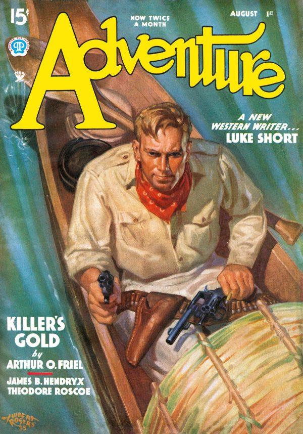 Adventure August 1, 1935