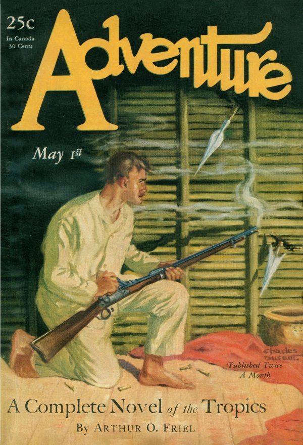 Adventure May 1, 1928