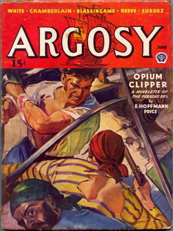 Argosy June 1943