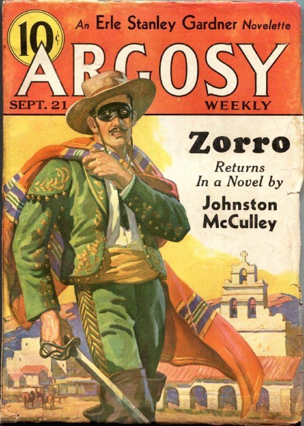 Argosy September 21 1935