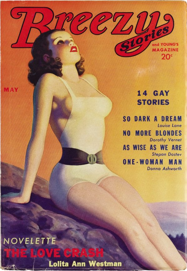 Breezy Stories May 1936