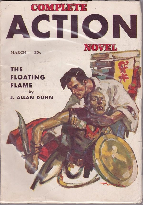 Complete Action Novel March 1932