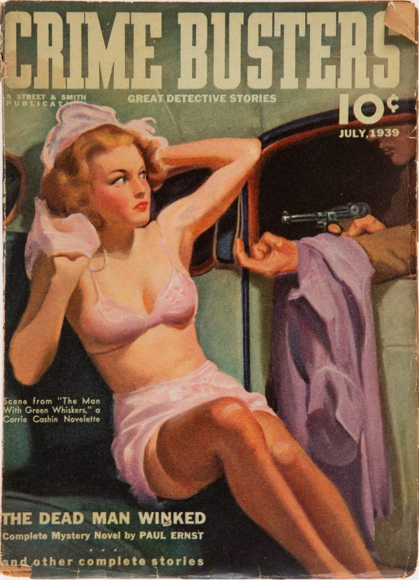 Crime Busters - July 1939