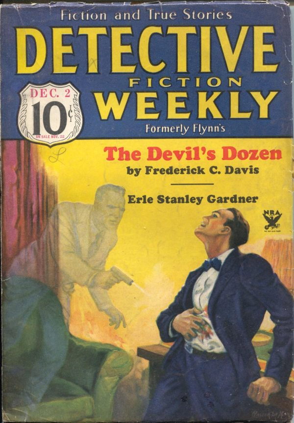Detective Fiction Weekly December 2 1933