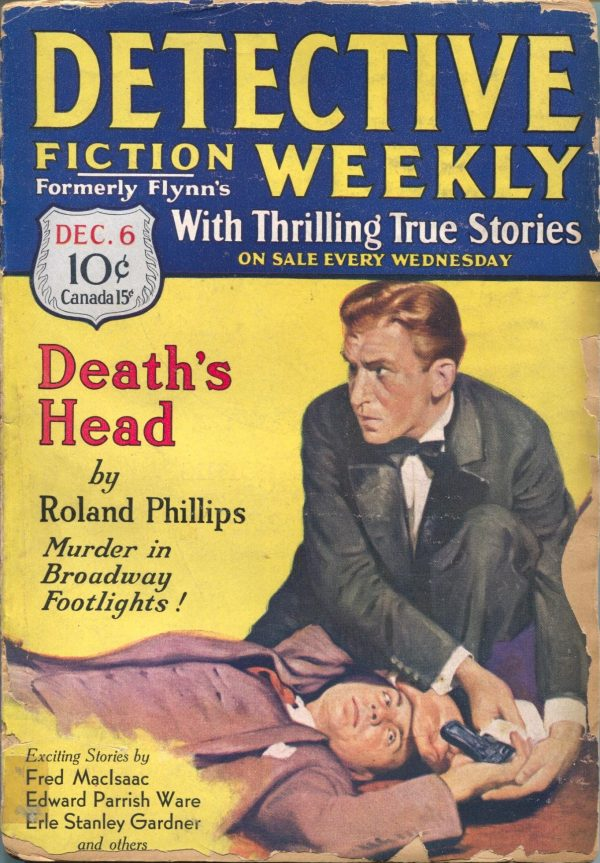 Detective Fiction Weekly December 6 1930