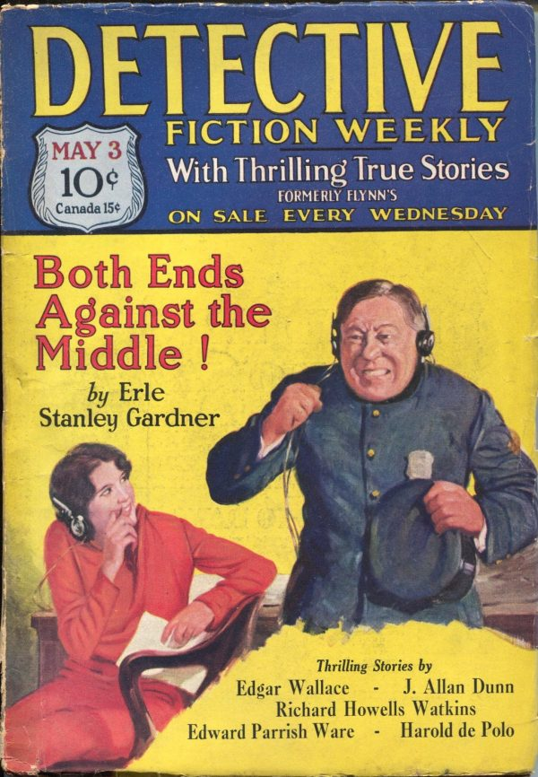 Detective Fiction Weekly May 3 1930