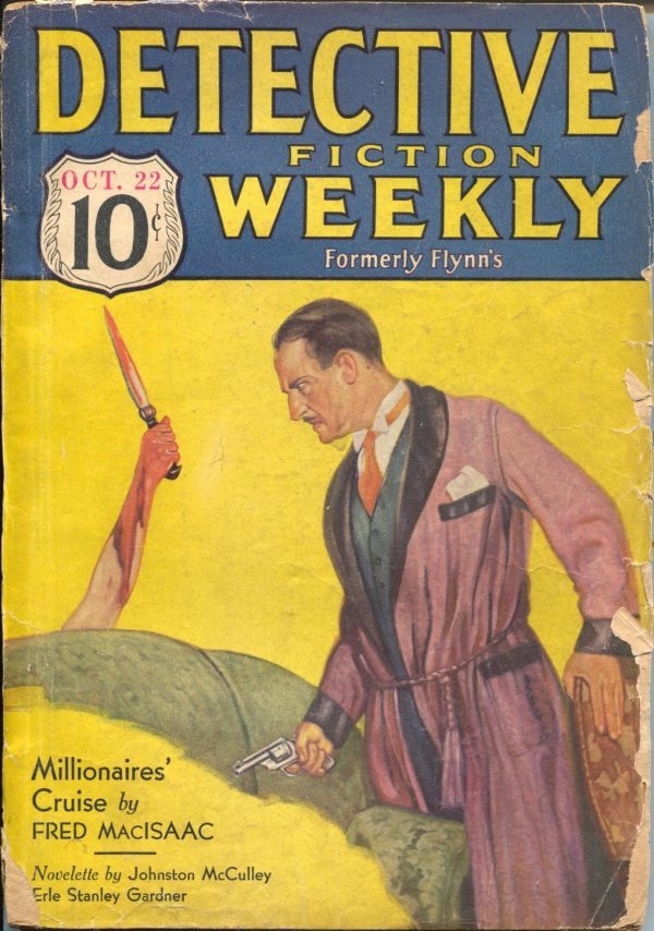Detective Fiction Weekly October 22 1932