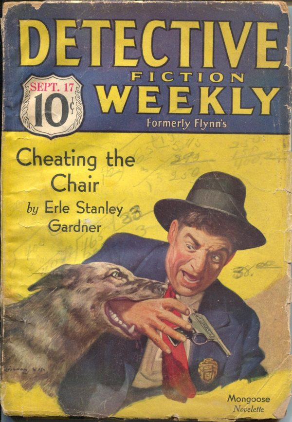 Detective Fiction Weekly September 17 1932