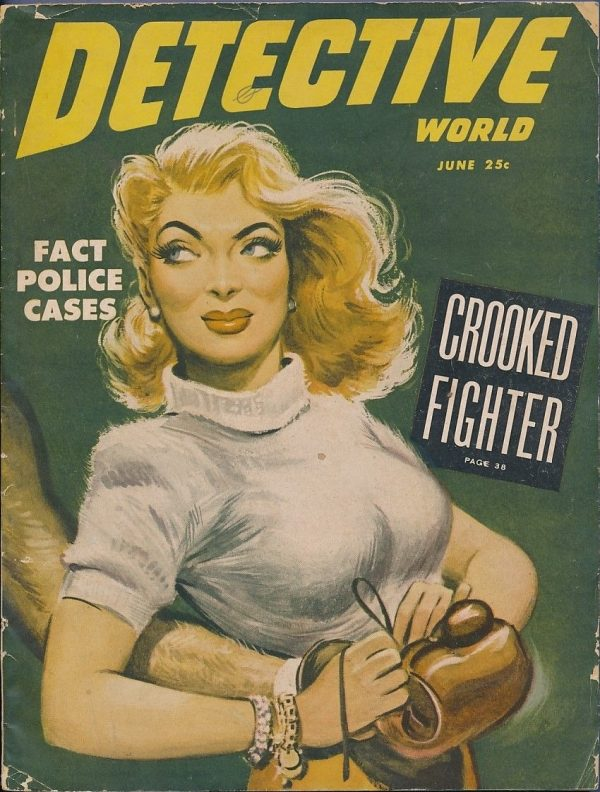 Detective World June 1949