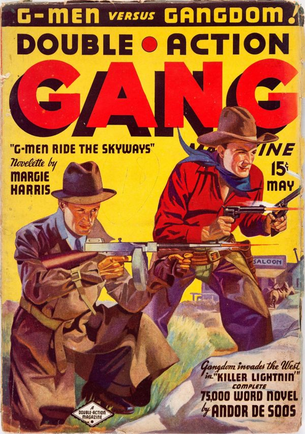 Double-Action Gang Magazine - May 1936